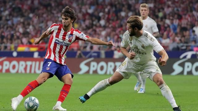 João Félix, Atlético de Madrid x Real Madrid