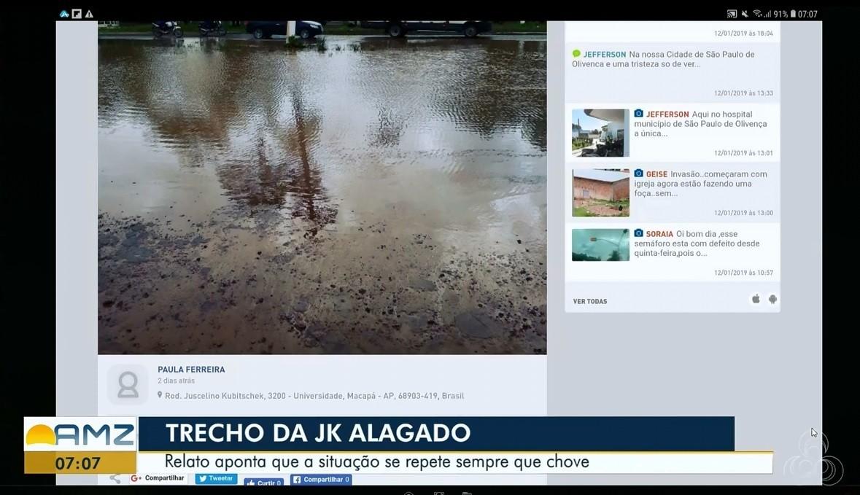 VÍDEOS: Bom Dia Amazônia - AP de segunda-feira, 14 de janeiro