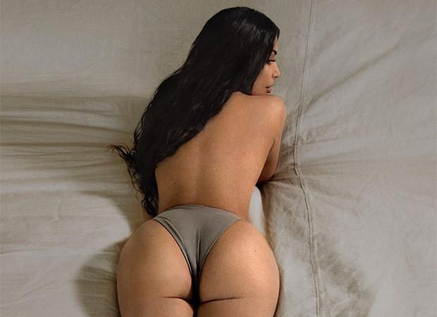 Kim Kardashian (Foto: Richard Kern)