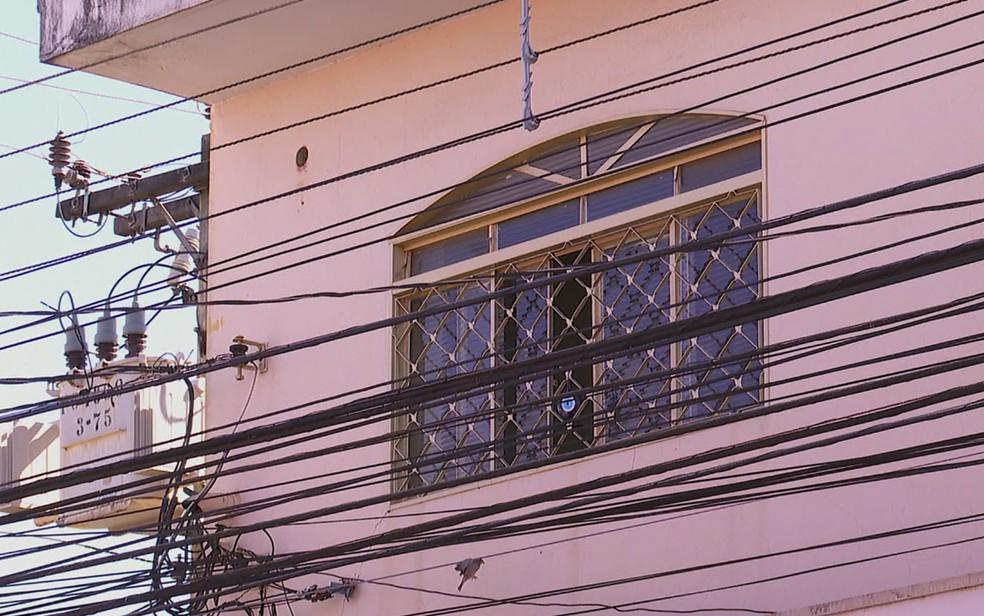 Milena Massafera foi achada morta dentro do apartamento onde morava em Ribeirão Preto (SP) — Foto: EPTV/Reprodução