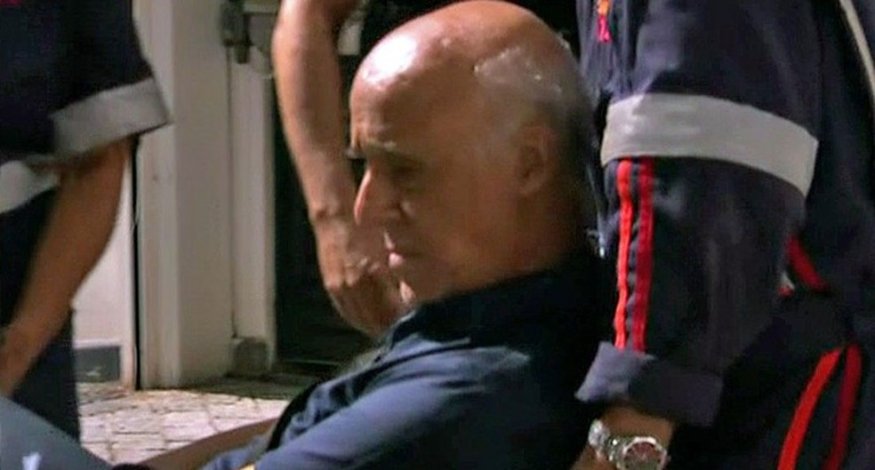 O coronel João Batista Lima Filho (Foto: Reprodução/TV Globo)
