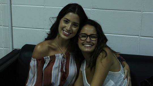 Amanda de Godoi e Malu Falangola defendem Ronanda e Rosula