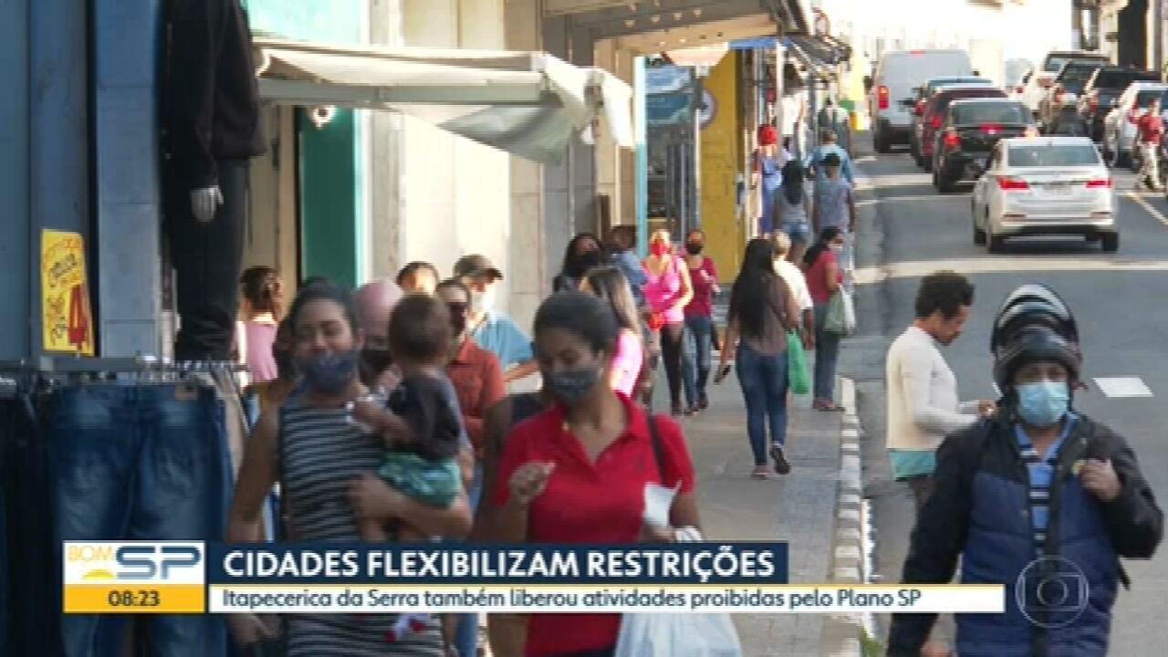 Itapecerica da Serra contraria decreto do governo de SP e libera atividades durante a fase emergencial