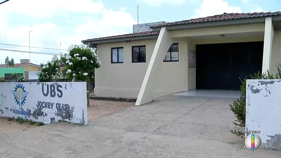Unidade Básica de Saúde de Parnamirim é assaltada nesta sexta-feira (2) (Foto: Reprodução/Inter TV Cabugi)