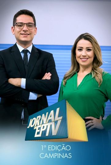 Jornal da EPTV 1ª Edição - Campinas/Piracicaba