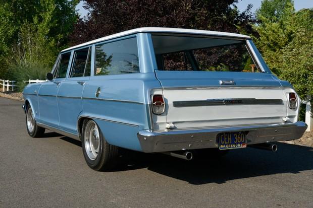 Chevrolet Nova Wagon, de 1964 (Foto: Bring a Trailer)