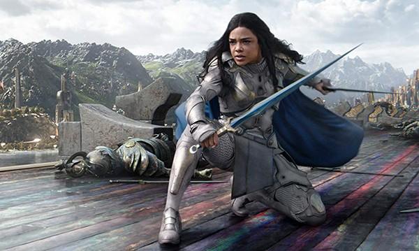 Tessa Thompson em Thor: Ragnarok (2017) (Foto: Divulgação)