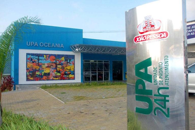 UPA Oceania volta a atender apenas pacientes com suspeita de Covid-19, em João Pessoa