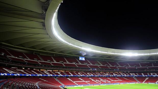 Conheça o estádio Wanda Metropolitano, considerado o melhor do mundo (Foto: REPRODUÇÃO)