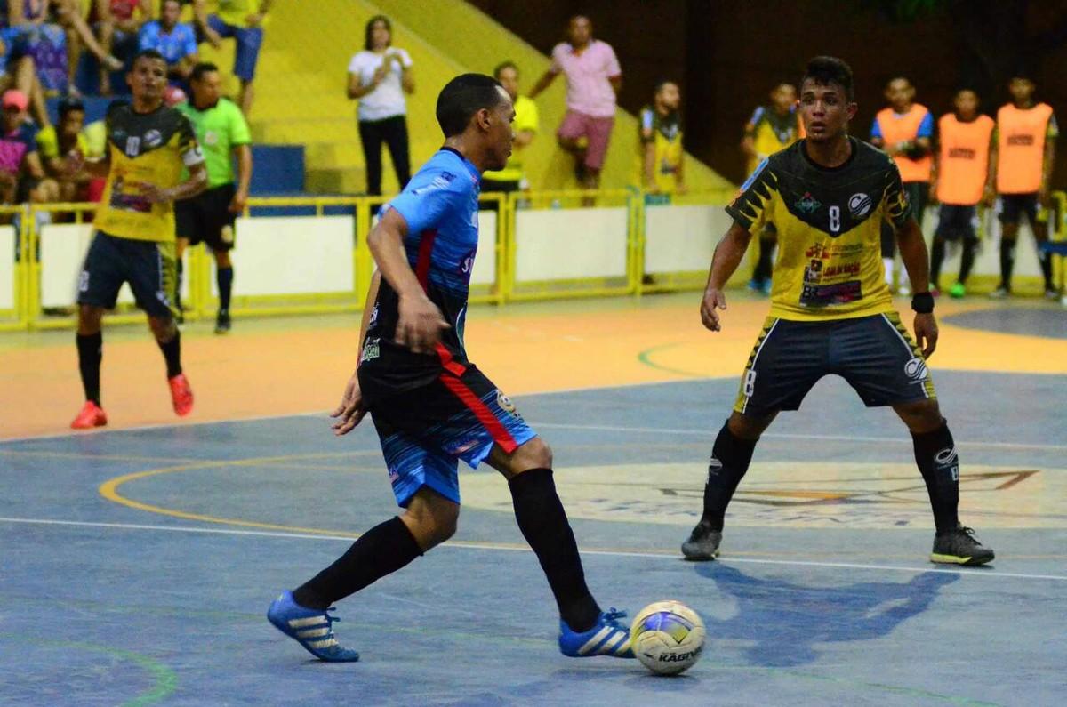 Sorteio distribui clubes e define grupos do Campeonato Piauiense de futsal  2018  cbffcd1a61750