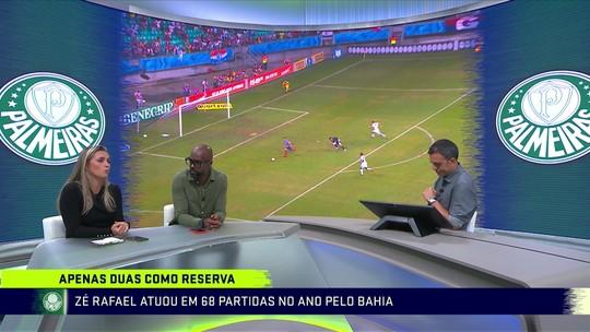 """Comentaristas exaltam poder de compra do Palmeiras: """"Ano que vem vai ter três times"""""""
