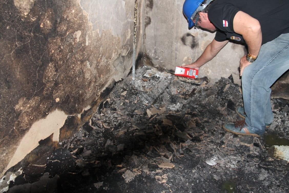 Instalações elétricas improvisadas estão entre principais causas de incêndios no AM, aponta Bombeiros