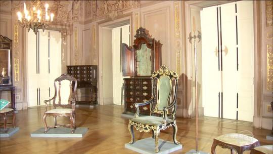 Museu Nacional foi o endereço da Família Real