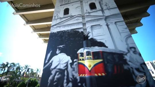Artista de Campinas que conquistou o mundo presta homenagem à cidade natal
