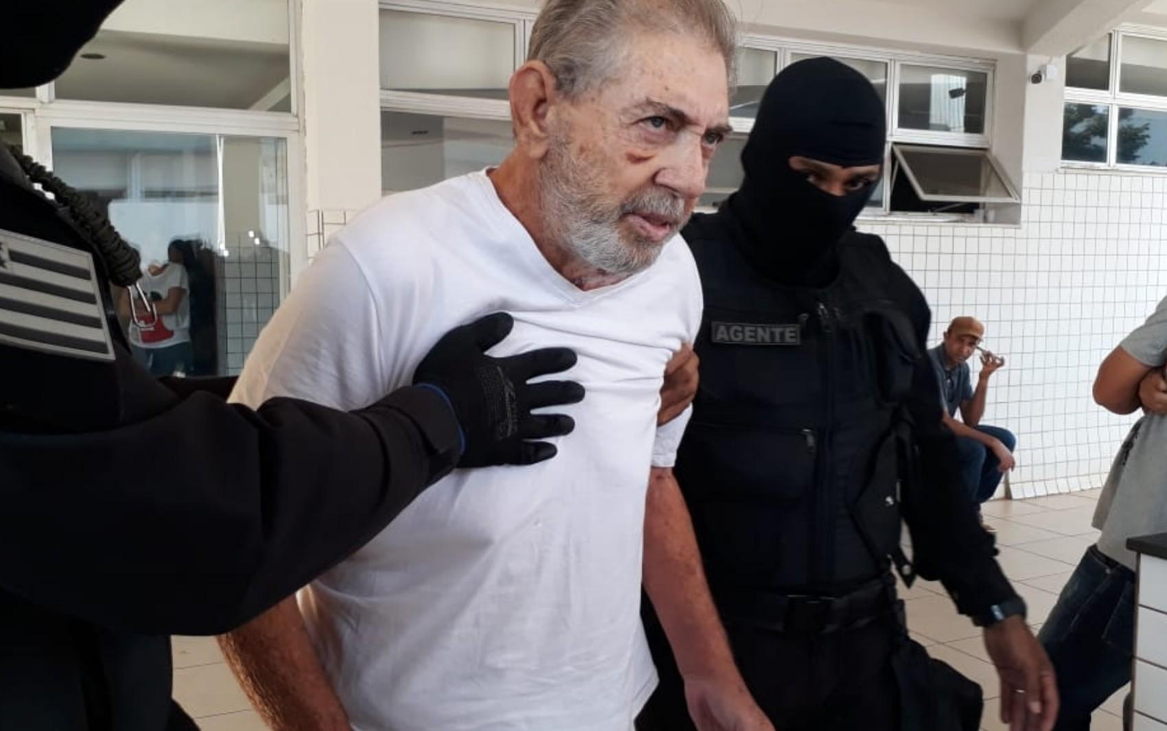João de Deus vai para UTI após ser transferido para hospital em Brasília