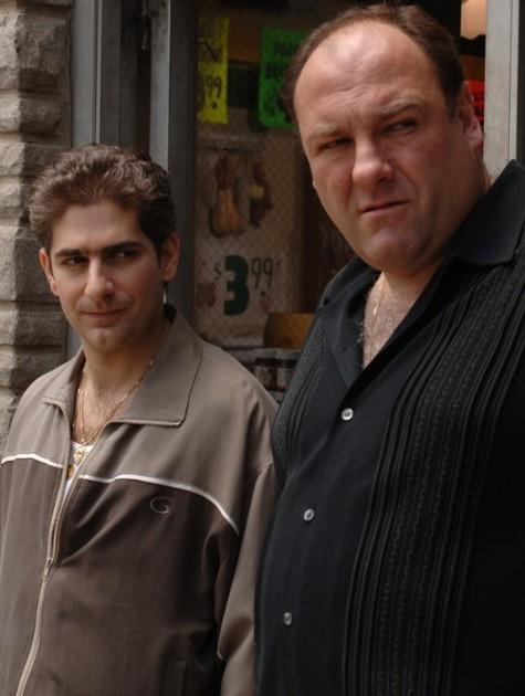 Christopher Moltisanti, o primo caçula e mafioso do chefão Tony Soprano (Foto: Divulgação)