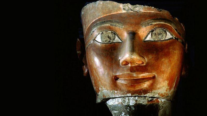 O mistério de Hatshepsut, a faraó 'apagada da história'