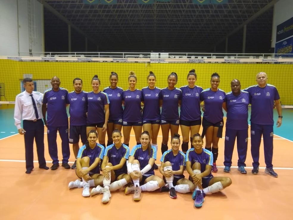 Time de vôlei adulto de São José volta a disputar Liga C — Foto: Divulgação/Associação Joseense de Voleibol