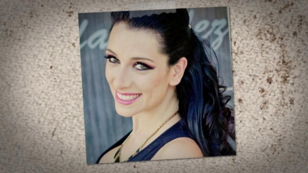 Advogada Tatiane Spitzner foi encontrada morta em Guarapuava (Foto: Reprodução/TV Globo)