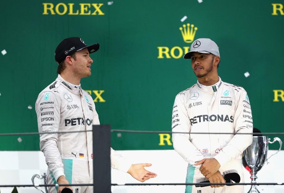 Rosberg prevê Hamilton campeão em 2018 com apenas um ponto à frente de Vettel