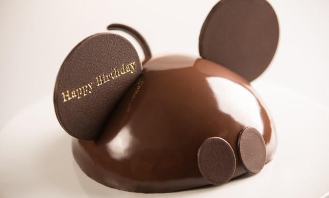 Amorette's bolo do Mickey