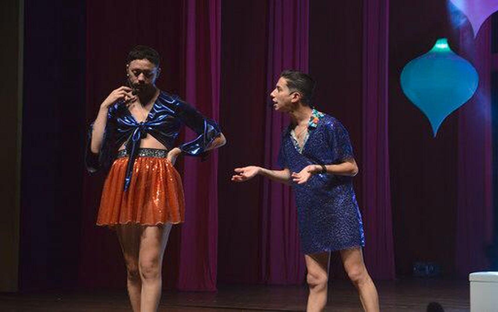 Humoristas Rico Melquiades e Davi Mateus se apresentam nesta quinta-feira em Aracaju - Notícias - Plantão Diário