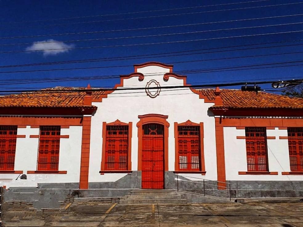 Memorial Esperança Garcia, em Teresina — Foto: Reprodução/Redes sociais