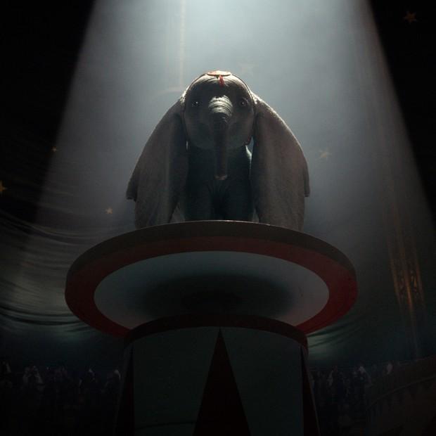 Dumbo (Foto: Divulgação/Disney)