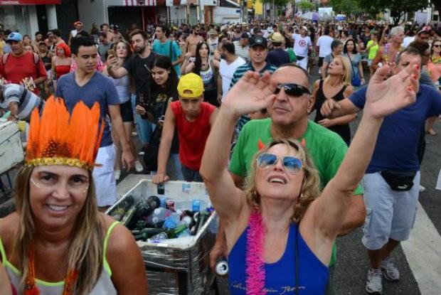 Carnaval, festa, carnaval de rua, folia (Foto: Reprodução/Agência Brasil)