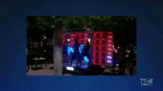 Paredões de som estão fora do Carnaval de Caxias