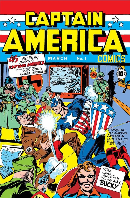 Os quadrinhos da Marvel refletiam o que estava acontecendo na sociedade — Foto: MARVEL ENTERTAINMENT
