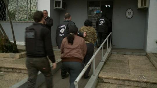 Suspeitos de roubo de gado são presos na divisa do RS com a Argentina e o Uruguai