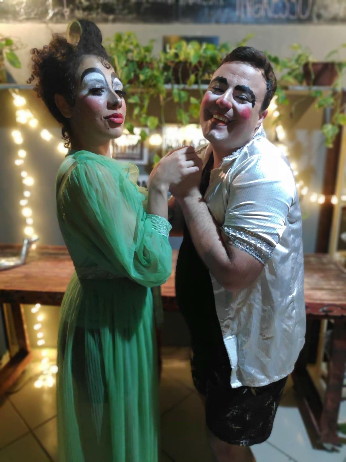 Teatro da Neura leva o espetáculo 'Nova Canaã' para o Espaço N de Arte e Cultura em Suzano  - Notícias - Plantão Diário