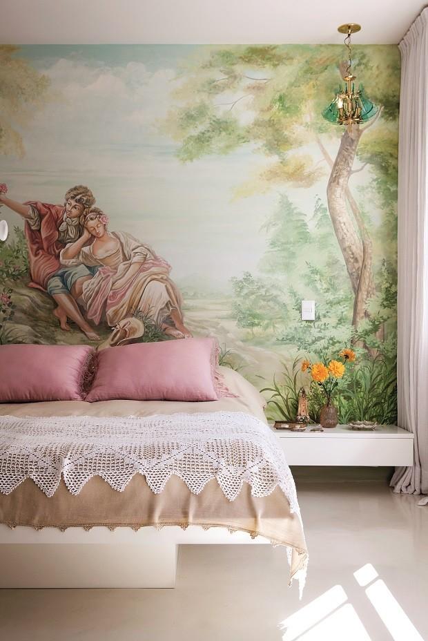cama-mudanças (Foto: Marco Antonio/Editora Globo Projeto de Maristela Gorayeb)