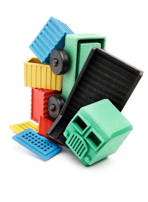 6 móveis e brinquedos ecológicos para crianças (Foto: divulgação)