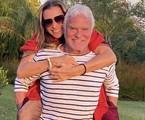 Mônica Martelli e o namorado, Fernando Altério | Reprodução