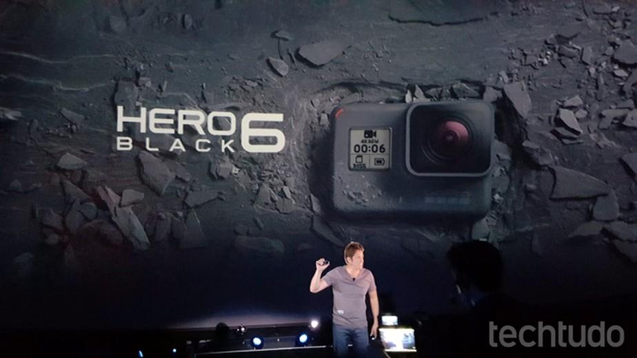 GoPro anuncia Hero6 Black e Fusion; veja preço e especificações