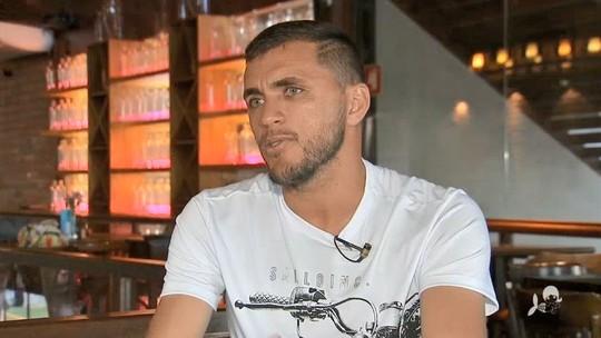 Edson Cariús quer 26 gols com Fortaleza em 2020 e espera que Ceni fique na equipe