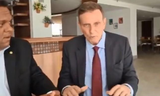 Em vídeo, Crivella acusa sem provas PSOL de pedofilia nas escolas, partido vai processar prefeito