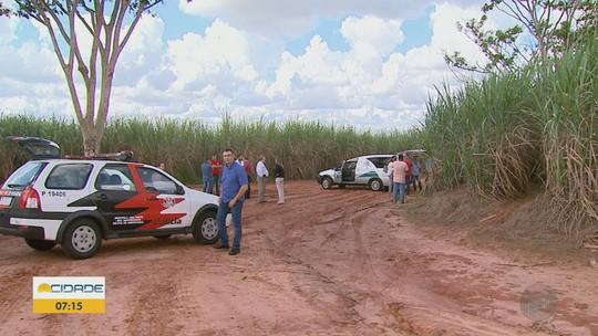 Jovem desaparecido após sair de festa é achado morto em canavial em Monte Alto, SP