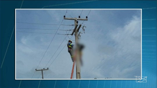 Homem morre após sofrer descarga elétrica em Codó