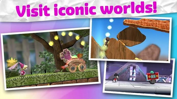 Game para Android traz mascote do Playstation (Foto: Divulgação)