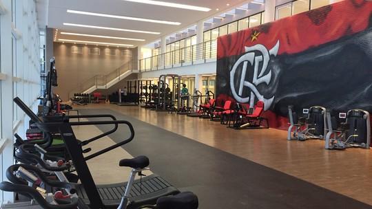 Flamengo inaugura novo módulo profissional do Ninho do Urubu inspirado em  europeus  2158fa7850dc2