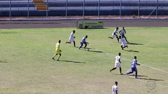 Vocem estreia com derrota na segunda fase da Segundona