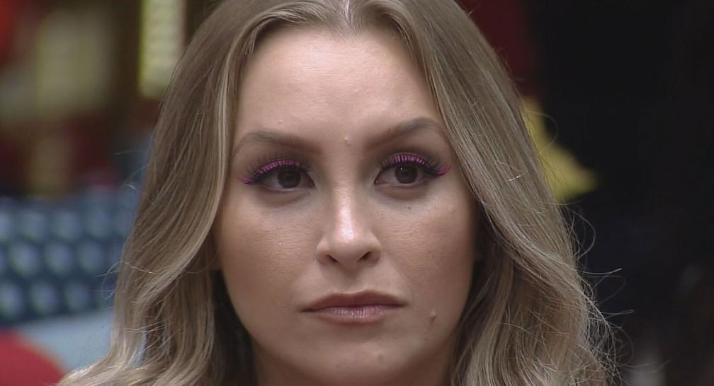 Carla Diaz no 'BBB21' — Foto: Reprodução/Globo