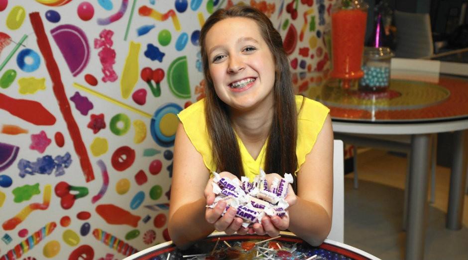Alina Morse, fundadora e CEO da Zollipops (Foto: Divulgação)