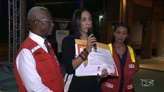 Grupo Mirante é homenageado pela Cruz Vermelha em São Luís
