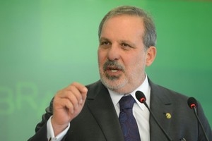 Senador Armando Monteiro, futuro ministro do Desenvolvimento