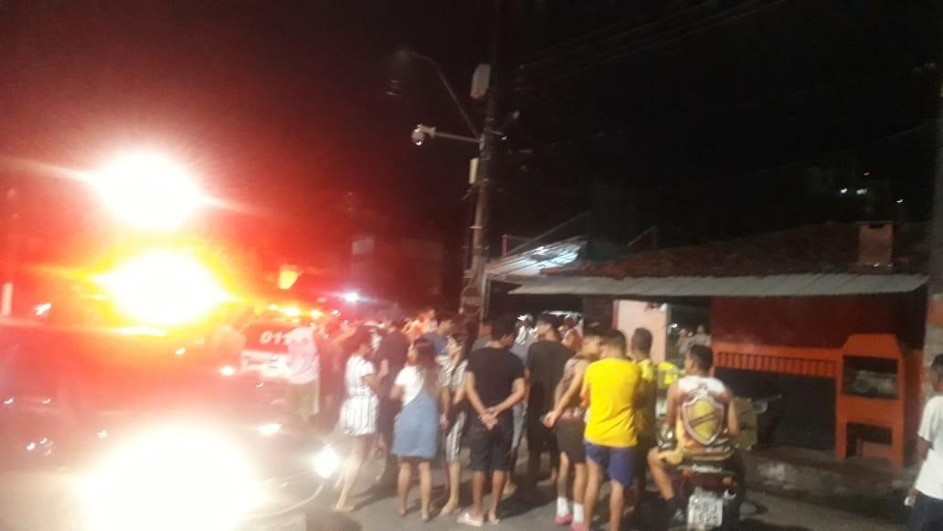 Homem é baleado em bar no bairro da Pedreira, em Belém - Notícias - Plantão Diário