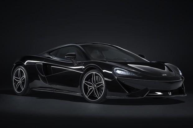McLaren 570GT  (Foto: Divulgação)